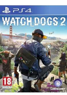 [PS4] Watch Dogs 2 - £26.85 (SimplyGames)