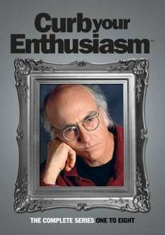 Curb Your Enthusiasm - Complete iTunes Seasons 1- 8 £29.99