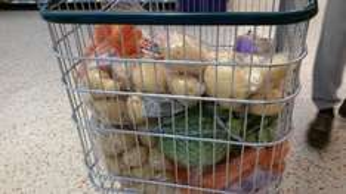 3 for a £1 on selected veg @ Morrisons