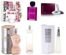 up to 70% off womens/mens big fragrance bottles @ Amazon (save £10-35 on Boots/Superdrug price) incl Paul Smith Rose 100ml £16.66, Issey Miyake, Hugo Boss, Joop Homme 125ml £18.79, SJP,Calvin Klein Euphoria £32.99 100ml - SEE POST!