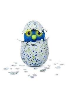 GREEN DRAGGLES HATCHIMALS 59.99 @ VERY