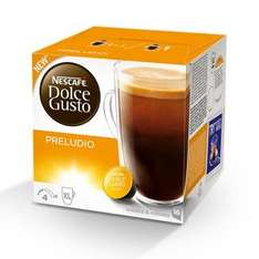 6 free coffee pods from dolce-gusto