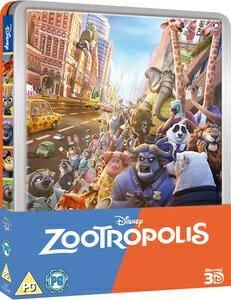 Disney Steelbooks £12.99 or 2 for £25 @ Zavvi