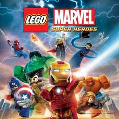 LEGO® Marvel™ Super Heroes £6.40 @ PSN US (further 15% off with PS Plus)
