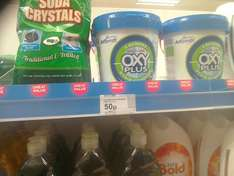 Astonish Laundry Multi-purpose Oxy Plus Stain Remover Cleaner Tub 1kg Reduced To Clear Superdrug Instore @  50P.