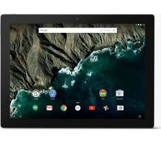 """Google Pixel C 10.2"""" Tablet 64 GB Silver £379.99 WAS £479.99 2 YEAR GUARANTEE CURRY'S (FREE NEXT DAY DELIVERY)"""