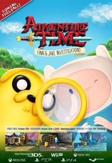 Adventure time the finn and jake investigations xb1/ps4 asda £14 and others