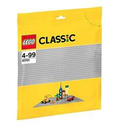 Lego Baseplate Gray 48x48 studs, £7.90 prime only, @amazon