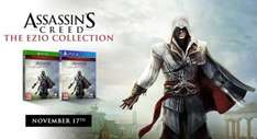 Assassins Creed : The Ezio Collection xbox one and ps4 £28 @ Game