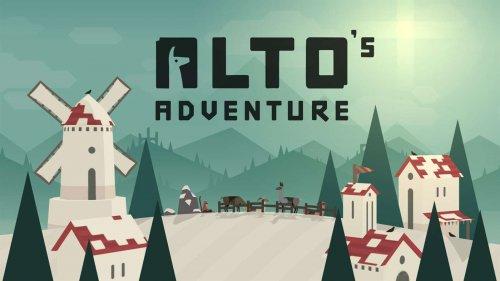 Alto's Adventure FREE on Win 10