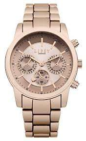 TODAY ONLY (In stock 2nd Jan 2017) £26.99 @AMAZON: Lipsy Women's Quartz Watch with Rose Gold Dial Analogue Display and Alloy Bracelet