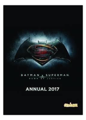 Batman v superman annual 2017 £1 at poundland
