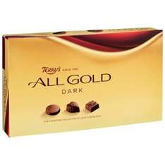 2 packs of Terrys All Gold Dark 70g for £1 @ Poundland