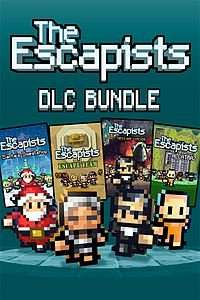 The Escapists: DLC Bundle (Xbox One) £2.24 @ Xbox (With Gold)