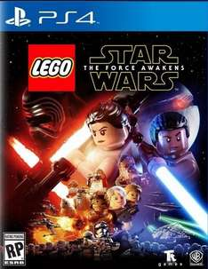 LEGO Star Wars: The Force Awakens (PS4) £14.86 Delivered @ Shopto