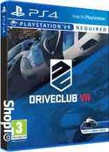 Driveclub VR Back In Stock £15.85 at Shopto.net
