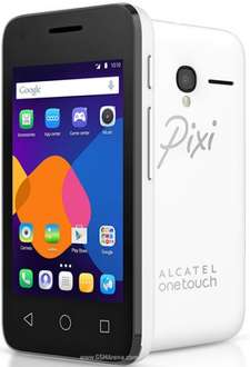 FREE Alcatel OneTouch Pixi 3 (3.5) with  £15 Top Up EE or Vodafone Sim Card @ carphonewarehouse.com