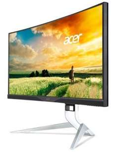 "Acer XR342CK 34"" IPS Curved QHD Gaming Monitor - £529.98 Ebuyer"
