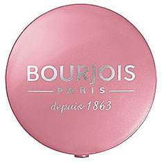 Bourjois cosmetics starting from £2.87 @ Tesco with Free Delivery.