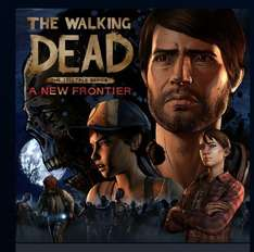 Demo for The Walking Dead: A New Frontier - Episode 1 on Xbox One and PS4