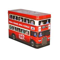 Kit-Kat bus - contains 4 chunky and 4 4finger bars £1.99 Home Bargains
