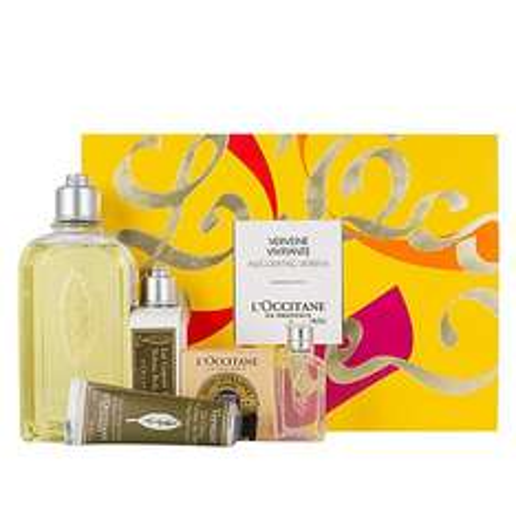 L'Occitane invigorating verbena / Cherry Blossom gift sets at lifeandlooks.com £15 / £17.50 Delivered (under £30)