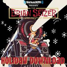 The Brian Setzer Orchestra - Holiday Album Free to Download
