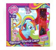 my little pony rainbow friends game £6.99 Argos