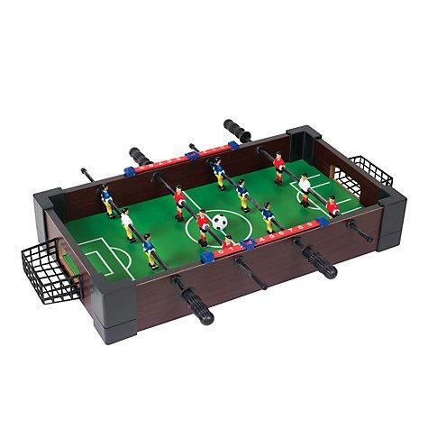 John Lewis Mini One Foot Table Football Game £5 @ John lewis £2 c&c