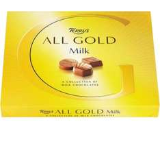 Terry's All Gold Milk Chocolates 190g £1.37 @ Morrisons