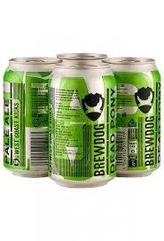 Brewdog 4x330ml cans Dead Pony Club £5 @ Morrisons