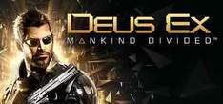 Deus Ex Mankind Divided PC £13.19 @ STEAM