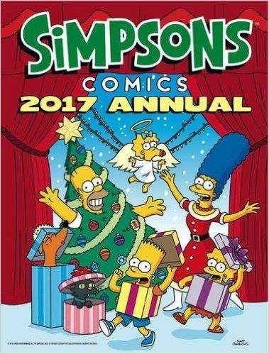 Simpsons 2017 Annual - £1.50 @ amazon for prime members (£3.87 non-prime)