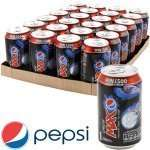 Pepsi & Pepsi Max 48 cans  x 330ml (2 cases of 24) for £10 - works out at less than 21p per can @ Iceland