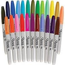 28 Sharpie pens over 60% off £7.50 @ Tesco