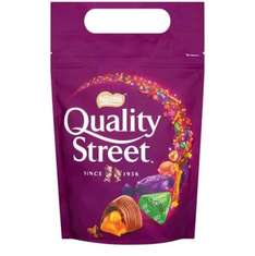 550g sharing bags of Quality Street, Heroes & Toblerone 3 for £10 @ Morrisons