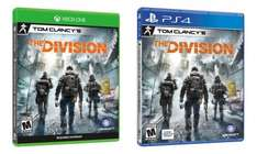 Tom Clancys the division  £12.99 (Prime) / £14.98 (non Prime) at Amazon ps4 and xbox one