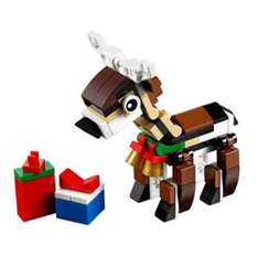 Free Lego Reindeer on Lego purchases over £20 at Debenhams