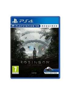 Robinson The Journey PSVR £26 @ Very (others also discounted)