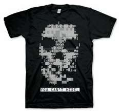 Watch Dogs Skull/Fox T-shirts (size XL) £0.50p each @ GAME