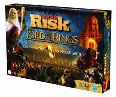 Lord of The Rings Risk, £29.99 Amazon Deal of The Day (£15 cheaper than anywhere else)