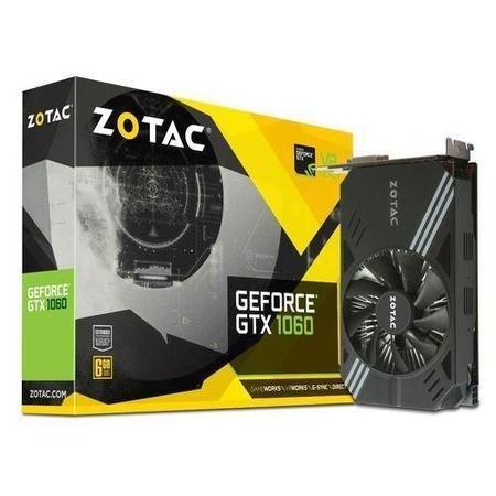 Zotac GeForce GTX 1060 GDDR5 6GB Mini Graphics Card £208.92 delivered @ LaptopsDirect