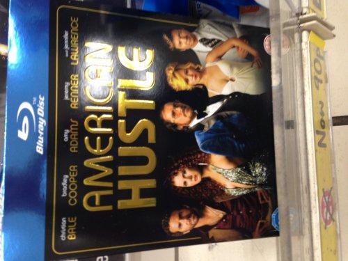 American Hustle (Blu-Ray) 90p @ Poundland (10% Off Everything)