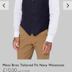20% off Moss Bros on top of sale items
