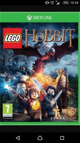 a Lego The Hobbit Xbox One & Xbox 360 £5 each @ Asda