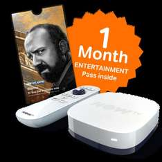 Now TV box refurbished with one month entertainment pass  £4.85 @ shopto