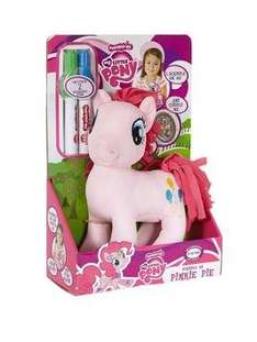 My Little Pony Pinkie Pie Scribble Me - £15.00 down to £6.99 @ Very - Free C&C