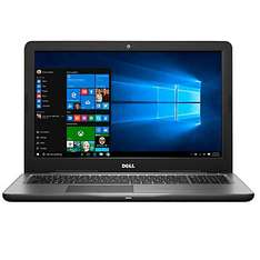 "Dell Inspiron 15 5000 Series Laptop, AMD A10, 8GB RAM, 1TB, 15.6"", Black at John Lewis for £449"