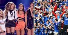 Glad all over Rangers v little mix christmas no 1 99p @ Google play