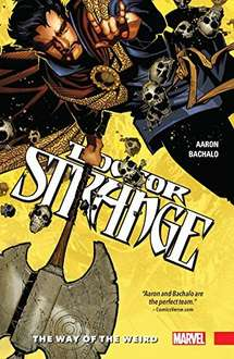 Doctor Strange 2015 Vol 1 Way of the Weird Digital at Amazon for £1.52